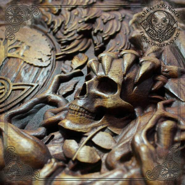 odin norse mythology fenrir