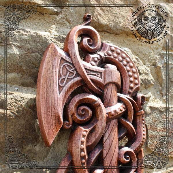 axe norse mythology