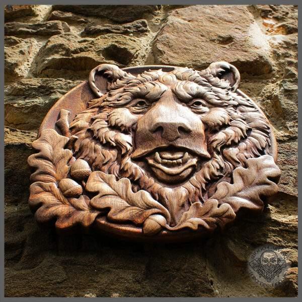 Wildlife Wood Sculptures