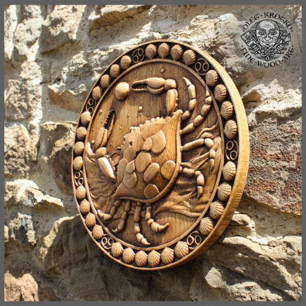 The best carvings cancer zodiac