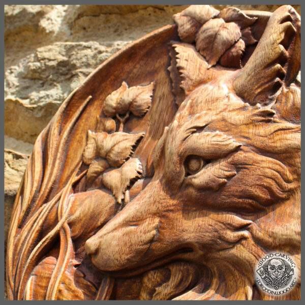 Fox animal art