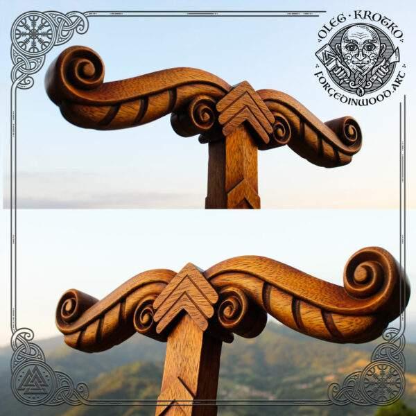 Irminsul Viking art