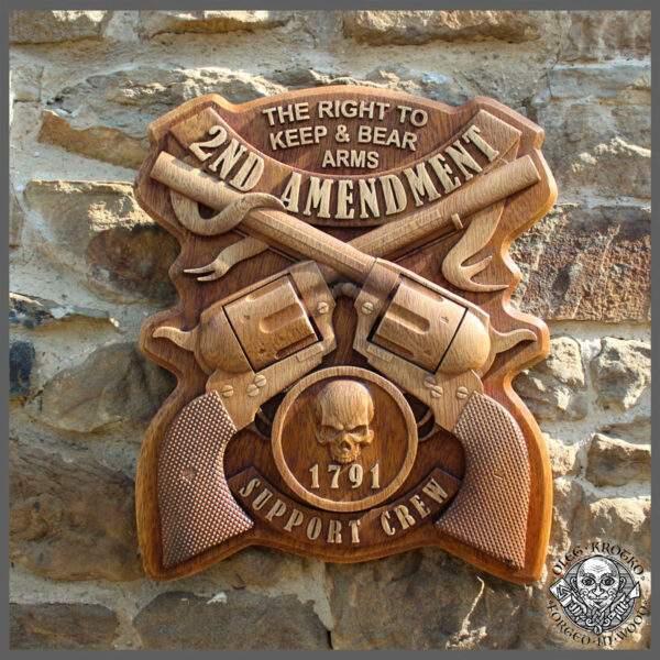 American Liberty nd amendment