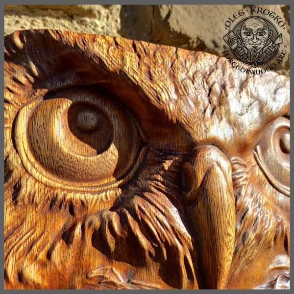 owl good luck