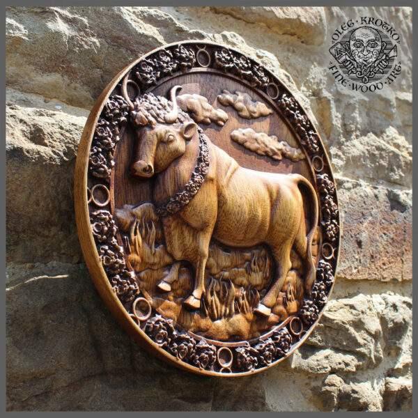Taurus Zodiac Sign Home Decor