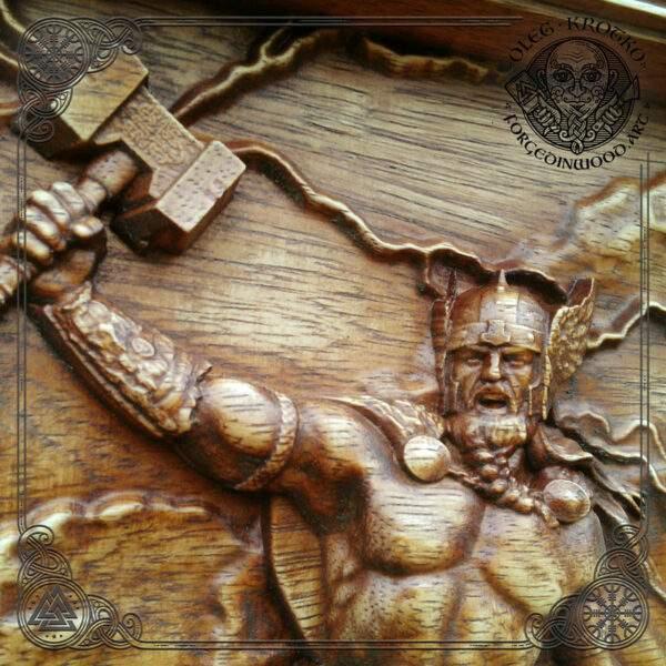 Thor's axe