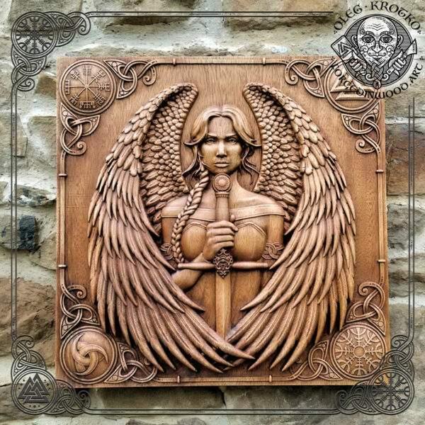 valkyrie nordic mythology