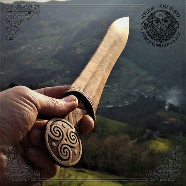 bookmark sword