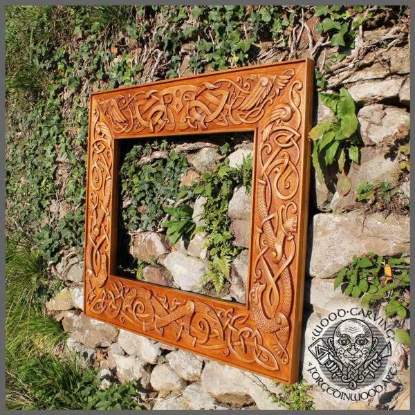 Frame Celtic Style