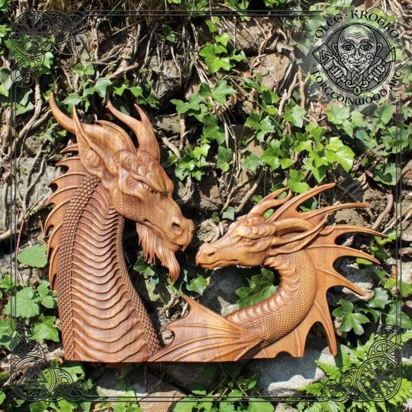 Dragon lovers fantasy creatures