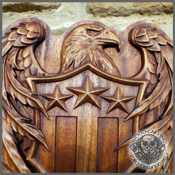 American Eagle Coat of Arms