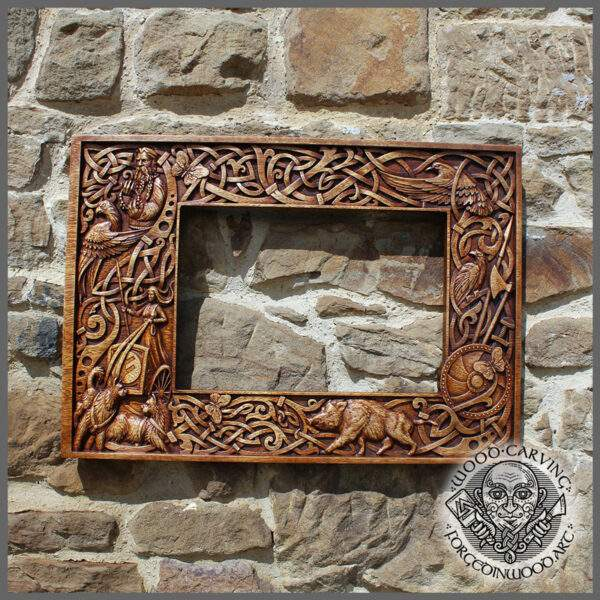 Freya wooden frame