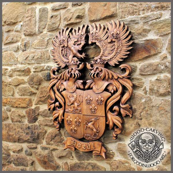 Custome Made Coat of Arms