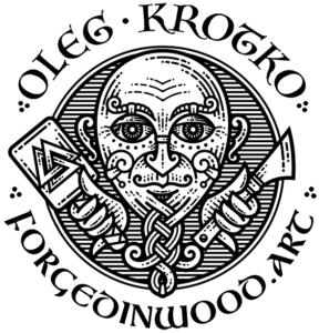 Wood Carving Art - Oleg Krotko