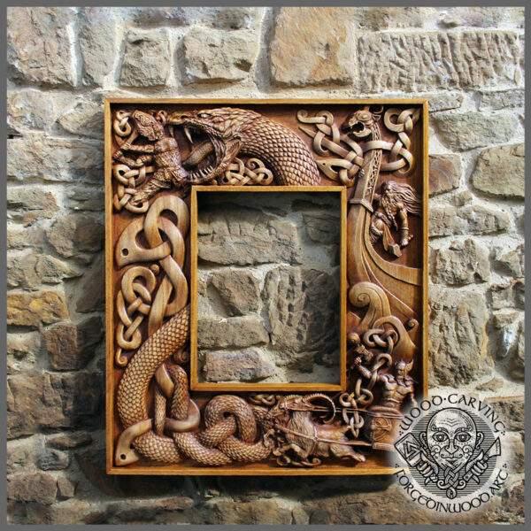Thor wooden frame