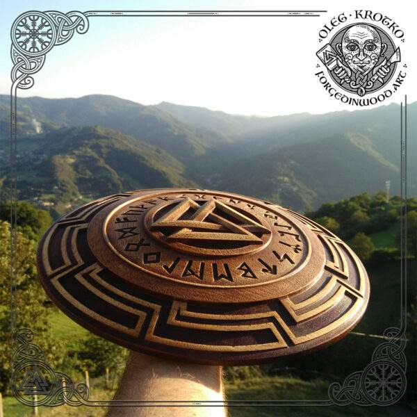 Walknut Viking Symbol for sale