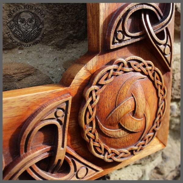frame style viking