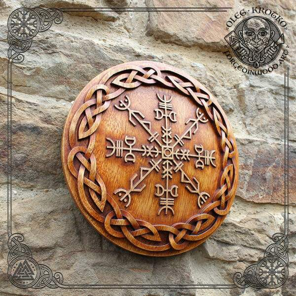 Norse Home Protection Amulet