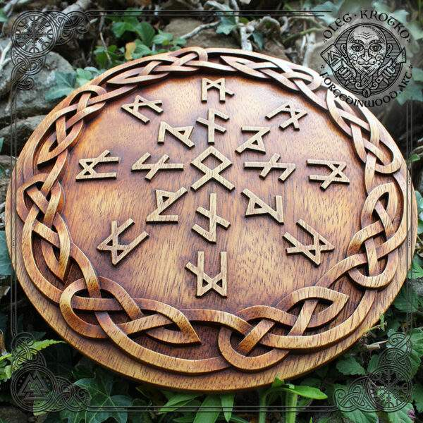 Norse protection runes