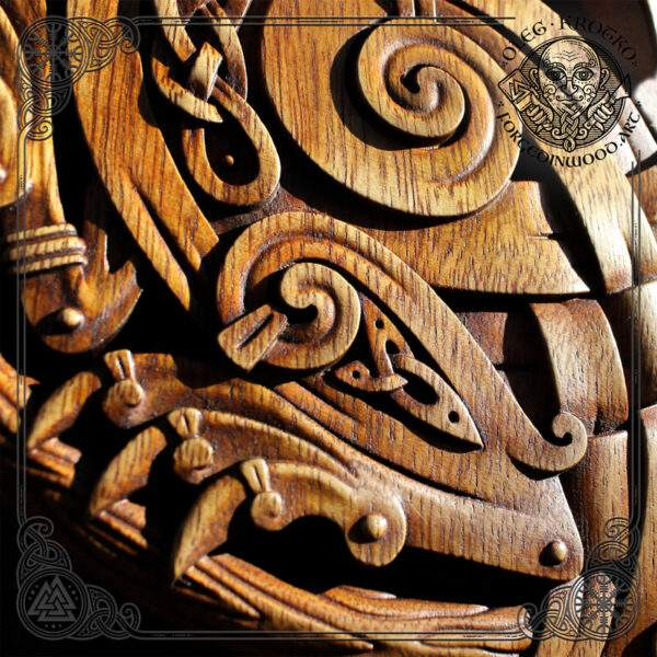 the best celtic carvings