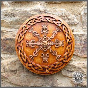 Good Luck Bind viking rune