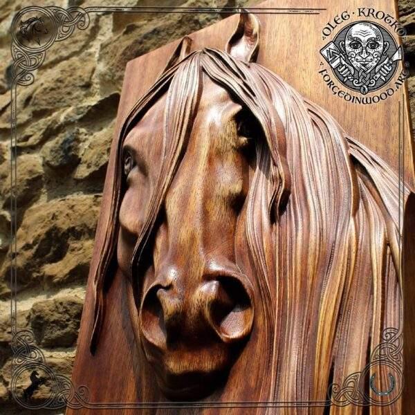 The best horse portrait