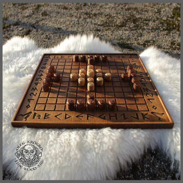Hnefatafl chess for sale