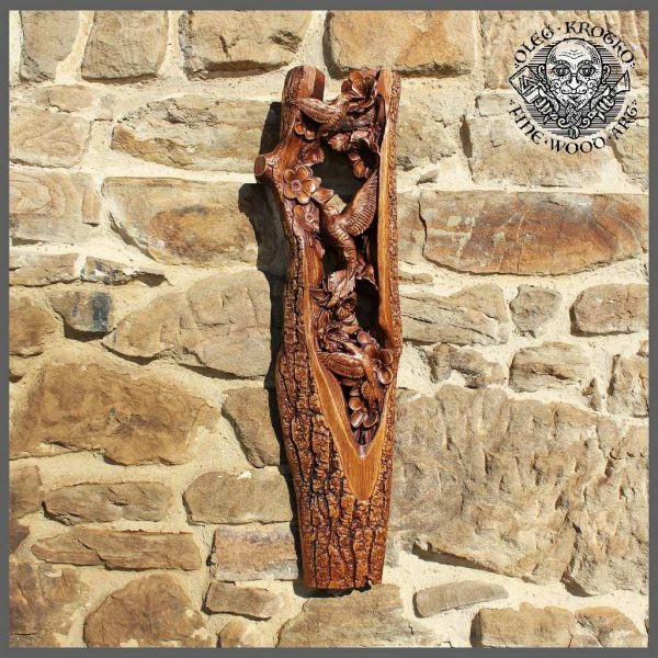 animal hand carved wooden for sale