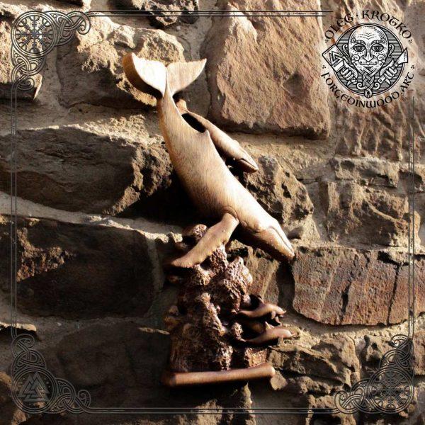 Ocean Life Animal carvings