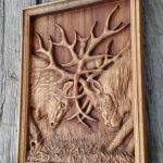 Hunter Cabin wall decor