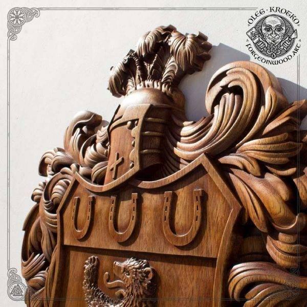 Custom Wood Artwork
