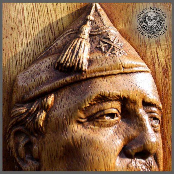 Decor Personalize Fine Art Carving