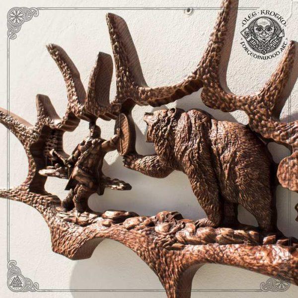 the best Moose Antler Art