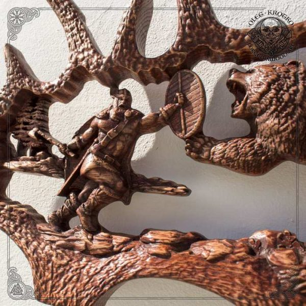 Antler Carvings for sale