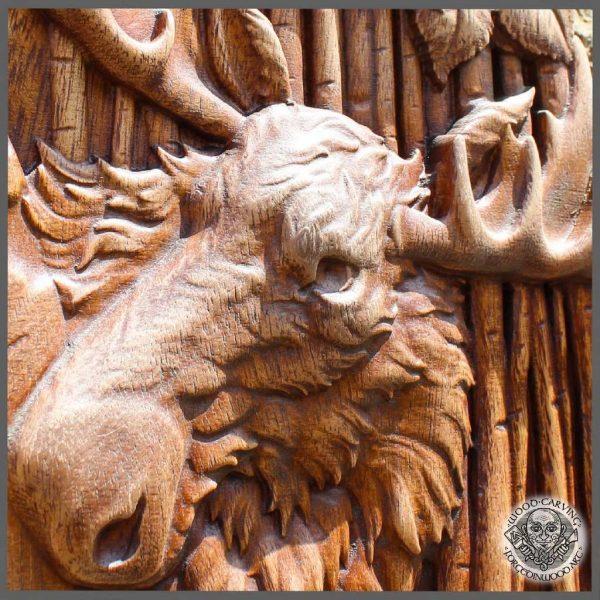 WildLife Wood Carving