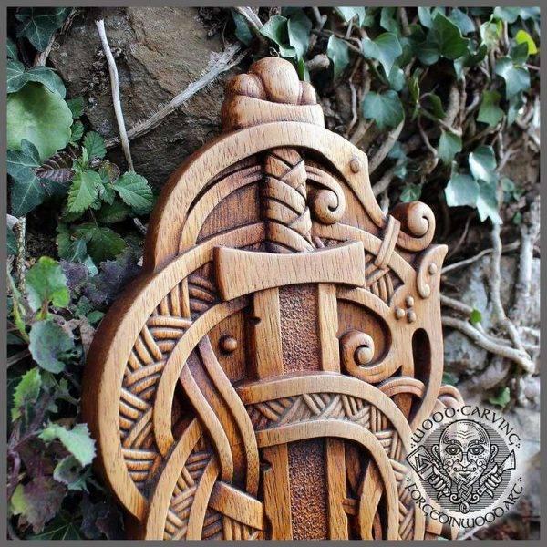 Wood Pagan Gods