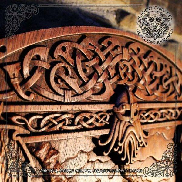 Vikings home decor