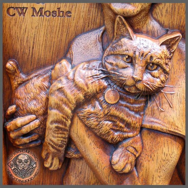 Custom carving from photo cheap