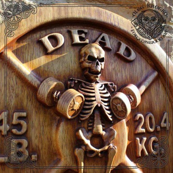 Skeleton carvings for sale