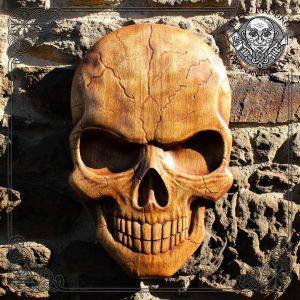 skull carving for sale