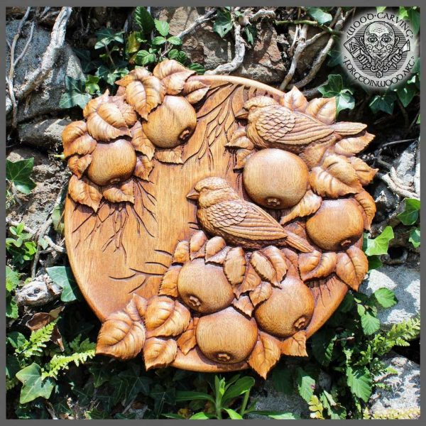 Wooden animal art for sale