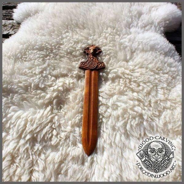 sword bookmark