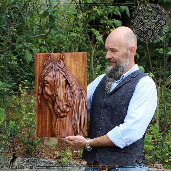 the best wood sculptor