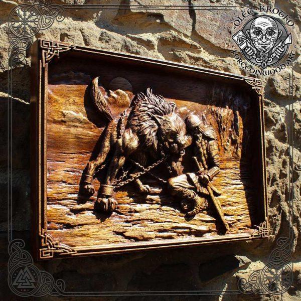 Viking woodcrafts