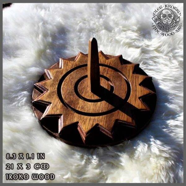 compass viking art