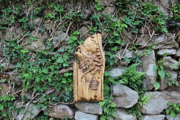 wooden Sculptures for the home