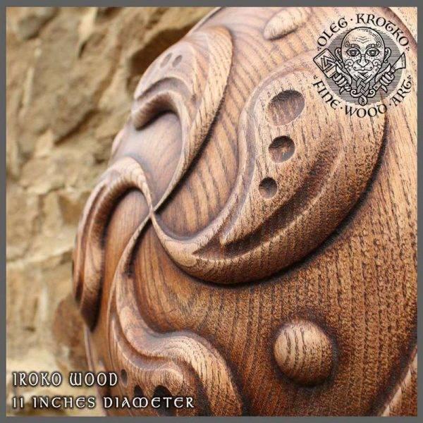 Carving Asatru Celtic