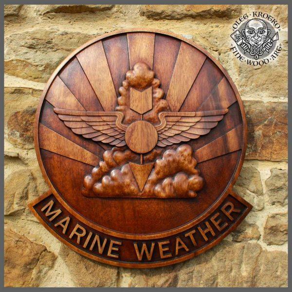 American marine Wall Hanging