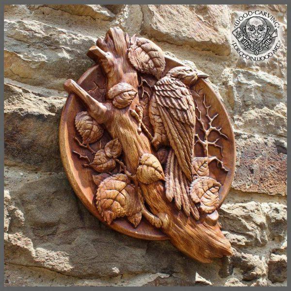 Bird Wooden Artwork