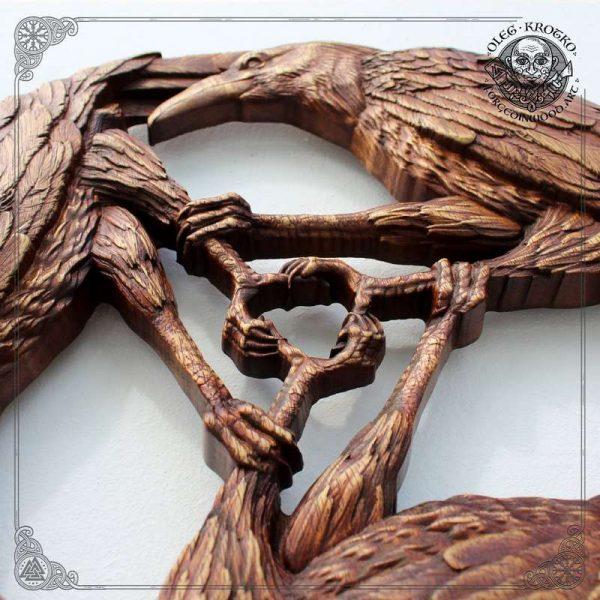Ravens trisquel viking